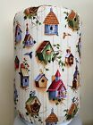 BIRDHOUSE COUNTRY NEST 5 GALLON WATER COOLER BOTTLE COVER KITCHEN DECORATION