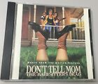 Dont Tell Mom the Babysitters Dead Soundtrack Music CD