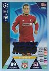 2018-19 Topps UEFA Champions League Match Attax Soccer Cards 16