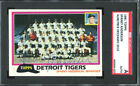 1981 Topps #666 Tigers Sparky Anderson Autograph SGC Authentic 4000944-025