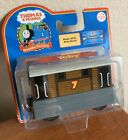 NEW Thomas & Friends Toby wooden train 2007 Learning Curve Rare
