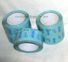14 Rolls Official Ebay Shipping Tape 75 X 2 Multi Purple Blue Yellow Free Ship