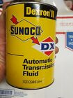 Sunoco DX Automatic One Quart Oil Can