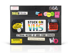 Stuck on VHS A Visual History of Video Store Stickers Book BirthMoviesDeath