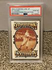 1994 Starting Lineup Cooperstown Collection Card - CY YOUNG - PSA 10 Gem - pop4