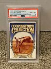 1995 Starting Lineup Cooperstown Collection Card - SATCHEL PAIGE - PSA 8 NM-MT