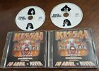 KISS (2CD) ROCK OF NATIONS RIVER PLATE ARGENTINA 1999 PSYCHO CIRCUS TOUR