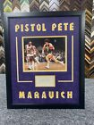 Pete Maravich Rookie Cards and Memorabilia Guide 34