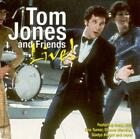 JONES TOM: TOM JONES & FRIENDS LIVE