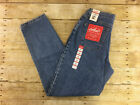 Vtg 90s CHIC Jeans Womens Size 12 High Waist Mom Relaxed Tapered NWT Deadstock