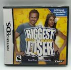 The Biggest Loser 2009 Nintendo DS NEW w Manual Sealed
