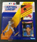 Starting Lineup Ramon Martinez 1992 action figure with poster and card Dodgers