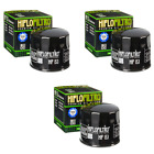 Hiflofiltro HF153 Oil Filter 3 Pack Ducati 1098, ST4 S 996 ABS, Monster 900