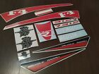 MV AGUSTA F4 R312 2008 full decals stickers graphics logo set kit
