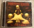 TORTURE KILLERS FOR MAGGOTS TO DEVOUR CD RARE HARD TO FIND OOP METAL