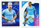 2018-19 Topps Crystal UEFA Champions League Soccer Cards 10