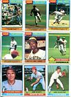 1976 TOPPS NEAR SET LOT 579 660 W YOUNTCARTER 2ND YR GEHRIG ATG VG EX EX PLUS