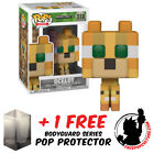 Funko Pop Minecraft Vinyl Figures 9