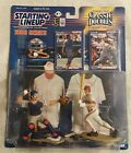 MIKE PIAZZA/IVAN RODRIGUEZ SLU  STARTING LINEUP CLASSIC DOUBLES 1998 DODGERS