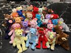 TY Beanie Babies Huge Lot of 30 Authentic Mint W/Tag RETIRED 01-05