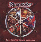 Rhapsody - Tales From The Emerald Sword Saga CD - USED Power Metal Compilation