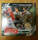 2019 topps Holiday Box Factory Sealed Walmart exclusive Relic or Autograph