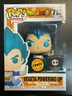 Funko POP Dragon Ball Super Vegeta Powering Up CHASE Chalice Exclusive