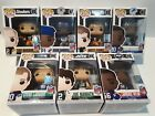 Funko Pop NFL Legends Set Of 7