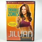 Jillian Michaels No More Trouble Zones DVD New  Sealed Free Shipping
