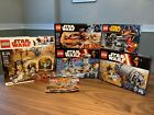 LEGO Star Wars NEW factory sealed 75205 75173 75034 75138 75136