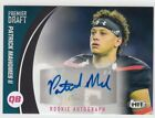 2017 Sage Autographed Football Cards - Checklist Added 16