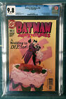 BATMAN ADVENTURES #16 CGC 9.8 HARLEY QUINN & JOKER WEDDING CAKE COVER