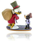 Mickey's Christmas Carol   Scrooge McDuck and Tiny Tim   5th of 5 Ornaments
