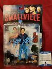 Tom Welling SMALLVILLE Signed DC Direct Figure with Beckett COA