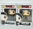 Funko POP MR ROBOT SET Elliot Alderson & White Rose NEW Hacker Cyber Television