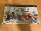 2012 Topps Platinum Football New Unopened Factory Sealed Hobby Box - Wilson Luck