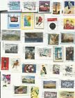64 USForever Stamps ALL different  Cancelled