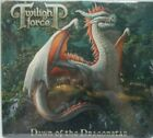 New Twilight Force Dawn of the Dragonstar 735286143041 Music CD Free Shipping!
