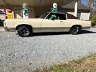 1971 Pontiac Grand Prix 1971 Pontiac Grand Prix 9520 Actual Miles