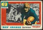 1955 Topps All American #27 Red Grange