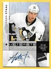 2011-12 Upper Deck Ultimate Collection Hockey Autograph Short Prints Guide 19
