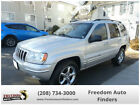 2002 Jeep Grand Cherokee for $1700 dollars
