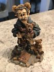 BOYDS BEARS T. H. BEAN...THE BEARMAKER ELF #8505 Mark Twain