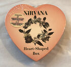 1994 Nirvana Heart-Shaped Box 8 CD Set Crown Of Britannia Rare