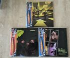 3 NEW THE BEATLES ROCKBAND CD LOT RUBBER SOUL 1963-1967 & 1968-1970 OBI FREE SHP