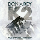 GONZO HST454CD-DVD - Don Airey - K2 Tales Of Triumph - ID293z