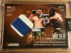 2018 Topps Now Showtime Championship Boxing Cards 20