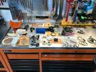 MASSIVE Stihl 084 NOS and OEM PARTS COLLECTION!  Vintage muscle chainsaw parts!