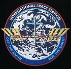 ISS INTERNATIONAL SPACE STATION TIM GAGNON COMMEMORATIVE PATCH