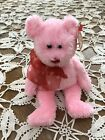 Ty Beanie Babies My Sweet Valentine Bear 2007 w Tags, Excellent Condition